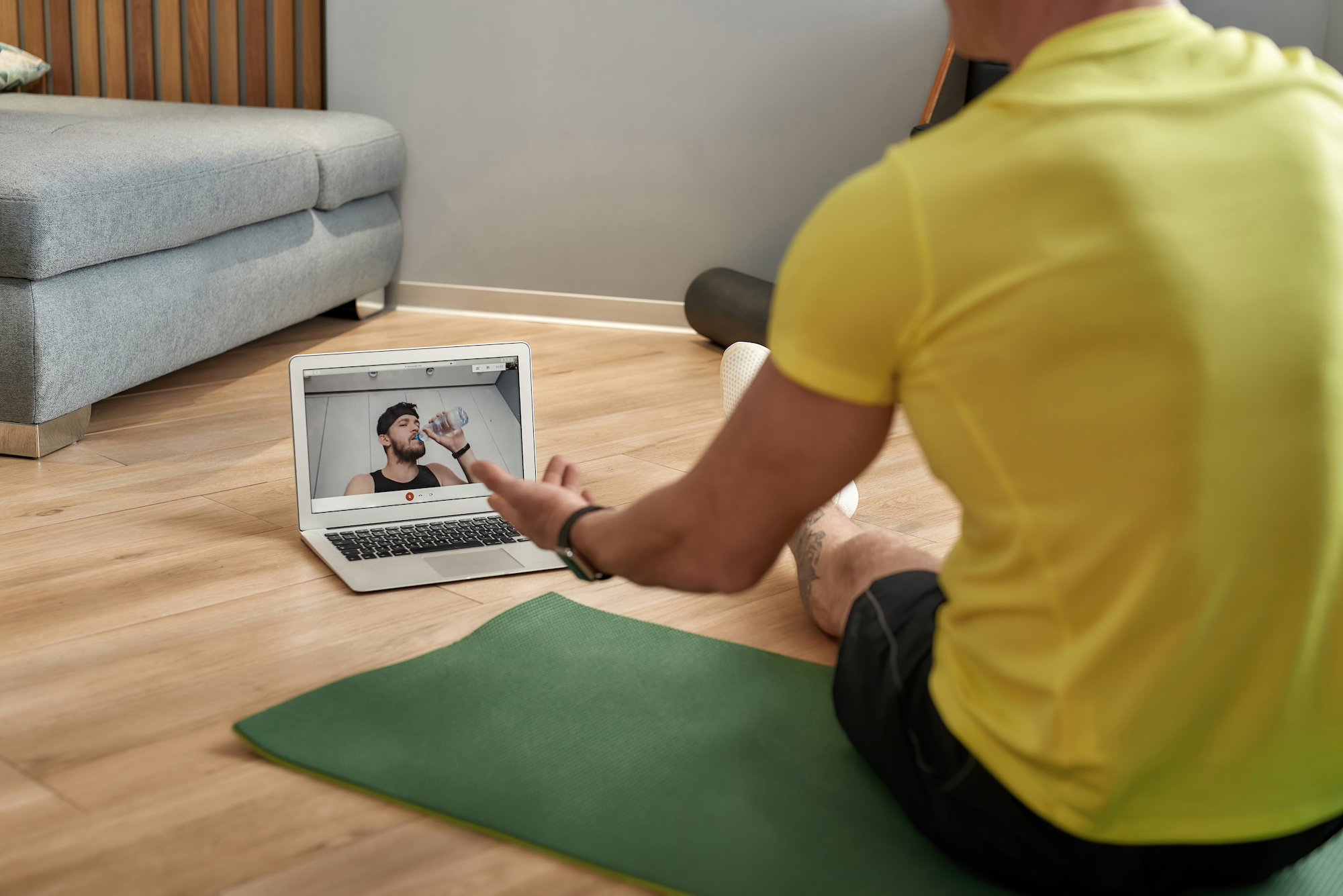 virtual personal trainers